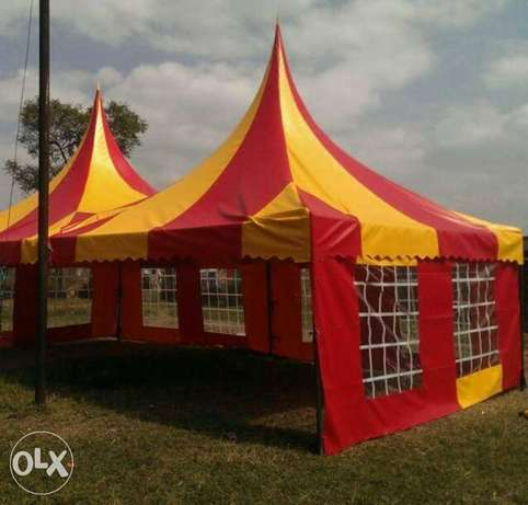 100 seater new tent is 80,000 Muthurwa - image 2