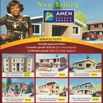 Fantastic opportunity to own plots of land at Amen Estate Eleko lekki