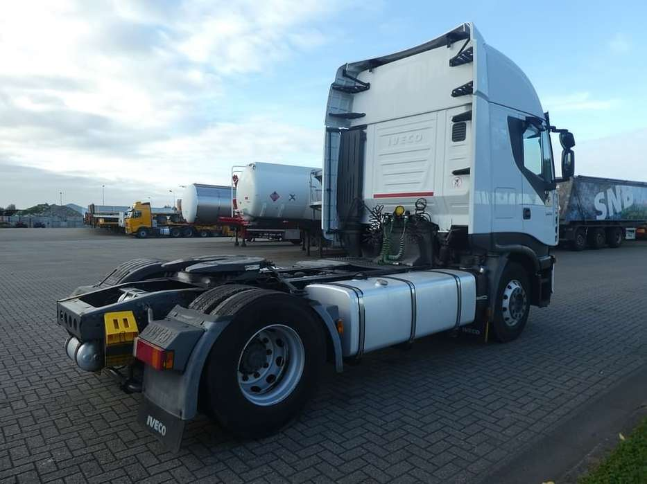 Iveco AS440S50 STRALIS manual intarder - 2009 - image 4