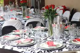 Kzy Events - Classy catering & Decor