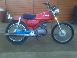 Looking for a 2 wheel motorbike to buy.