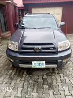 Clean Toyota 4runner 2008 model come with dvd n camera Buy and Travel