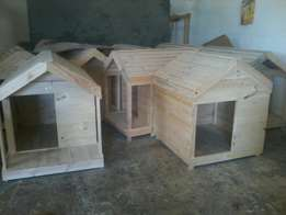 strong wooden kennels low price winter special