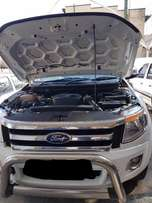 2013 3.2 Ford ranger XLT Double Cab FOR SALE