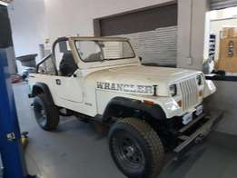 Swop Jeep for boat