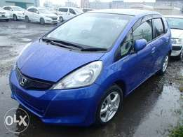 Honda fit new shape brand new car