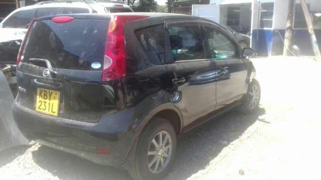Nissan note KBY with minimal damage on front part Industrial Area - image 2