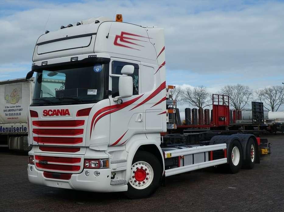 Scania R450 - 2015