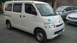 Toyota townace,1500cc..petrol..new..trade in ok
