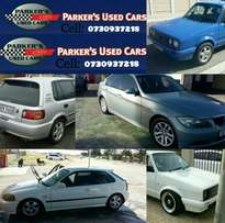 Used cars an bakkies wanted cash paid within minutes