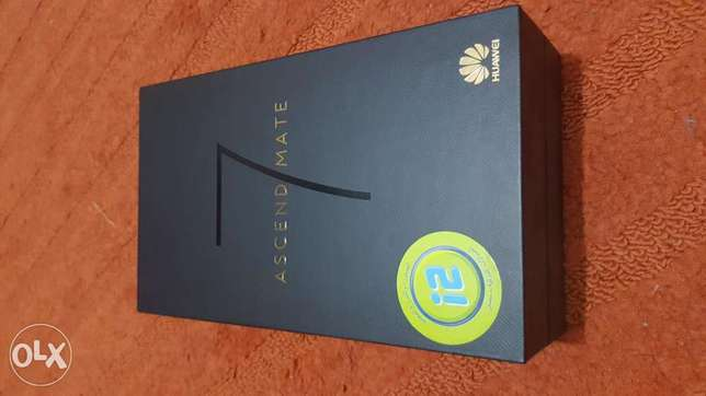 Huawei Mate 7 Gold 32Gb Dual SIM - Perfect Condition
