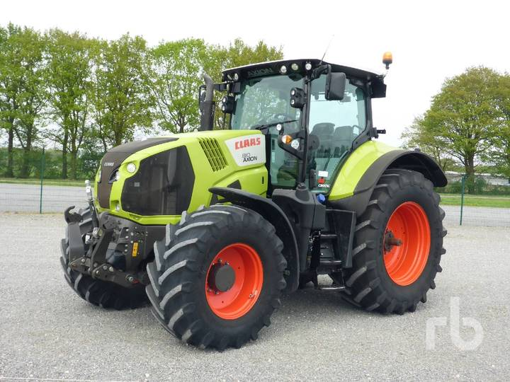 Claas AXION 810CMATIC Cebis - 2014