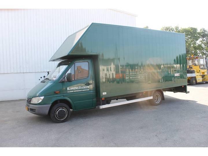 Mercedes-Benz 413 CDI Bedrijfswagen - 2001