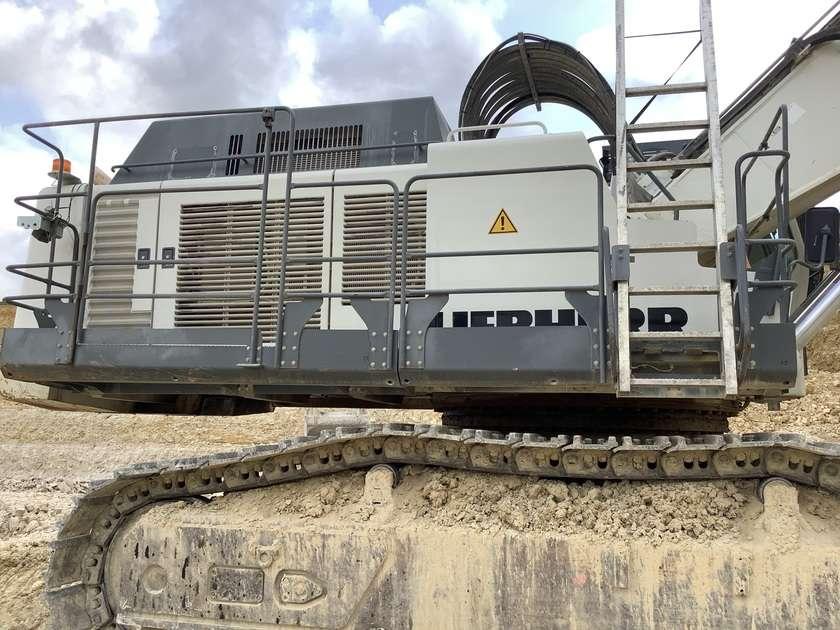 Liebherr R984C - 2011 - image 3