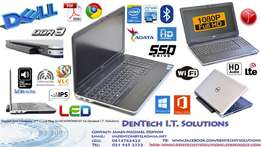 Demo High Performance Dell Latitude Clearance+LTE+SSD+FHD+On-Site Warr