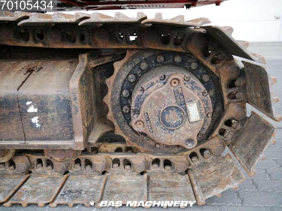 Hitachi EX165 German Dealer Machine - 2002 - image 8
