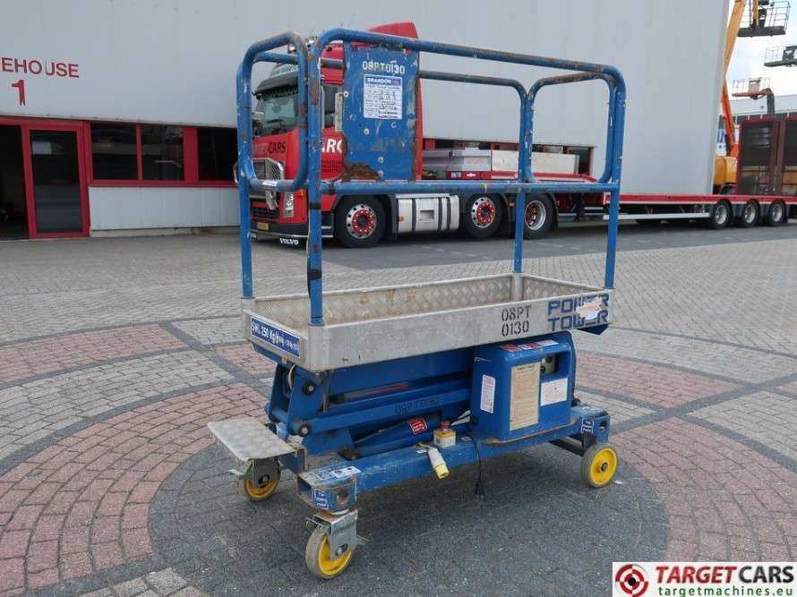Power Tower  Power Tower Electric Push Work Lift 510cm - 2010