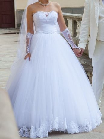 ef3b5987b35a2f Свадебное платье, Весільна сукня від Slanovsky ексклюзивна Вінниця -  зображення 3