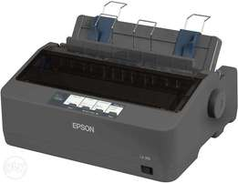 Epson Epson LX-350 Impact Printer - Black (Slightly Used)