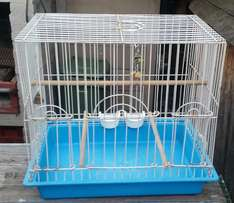 Love Bird Cage for Sale - Used Once