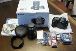 Factory sealed Canon EOS 5D Mark III DSLR Camera with 24 105mm Lens