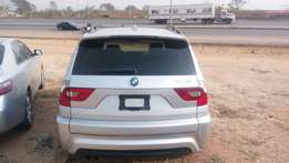 2006 BMW X3 Tiger face