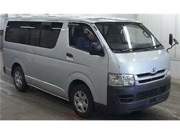 Quick Sale! 2009 Foreign Used Toyota Hiace For Sale 1,750,000/=