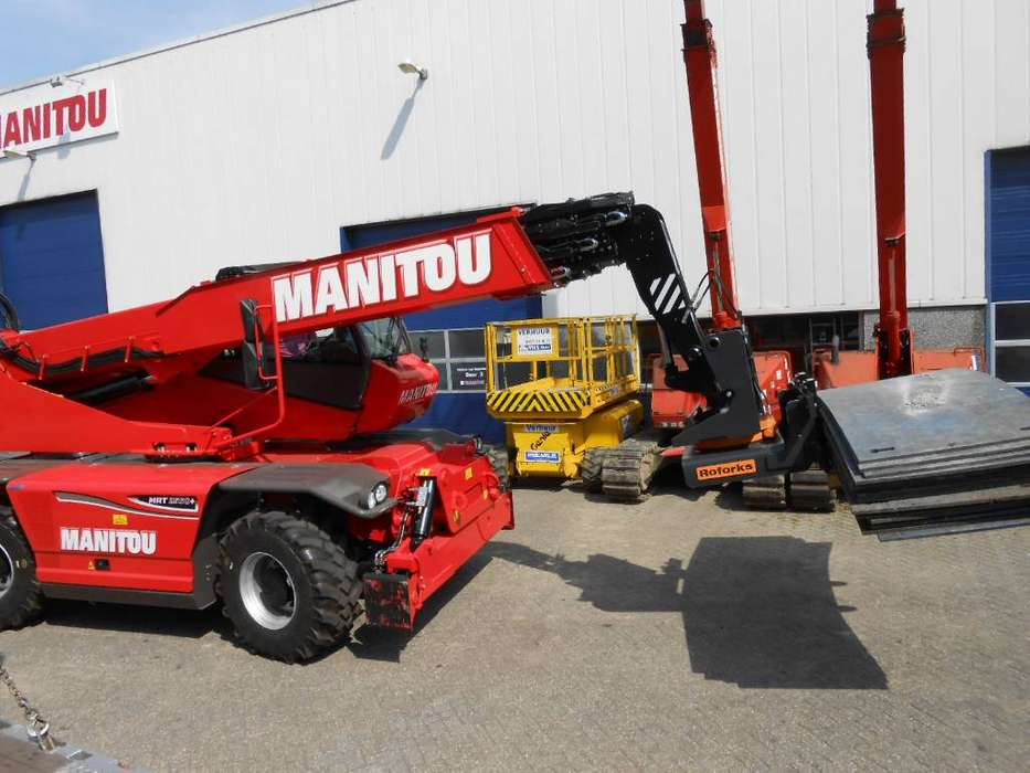 Manitou Rotating Forks - 2019