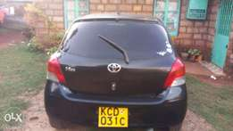 Quick sale on this Toyota Vitz 2008 make KCD 1000cc
