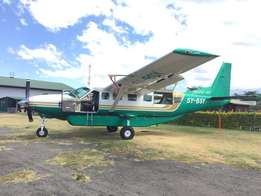 cessna grand 14 seater plane in kenyan registration on sale