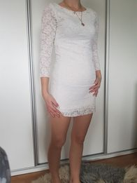 d7839bfb4a Sukienka Koronkowa S - OLX.pl - strona 10