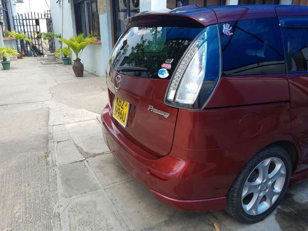 Superb Mazda Premacy.2008 Model Very Clean. Mombasa Island - image 6