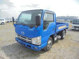 MAZDA / TITAN CHASSIS # LKR85-75 year 2009