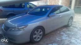 Registered 2008 es350 lexus