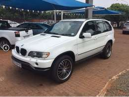 2003 BMW X5 3.0d A/t for sale