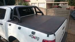 Ford Ranger T-6 Rollbar and cover for sale