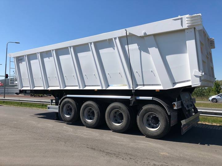 Ozgul 60 CBM Tipper Semi Trailer NEW - 2019