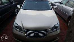 Tokunbo Lexus ES350, 2012, Very OK To Buy From GMI. You'll Like it.