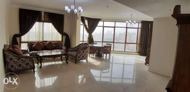 Specious luxury 2bhk fully furnish apartment for rent in Adliya