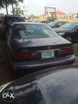 very clean used Toyota Camry tiny light