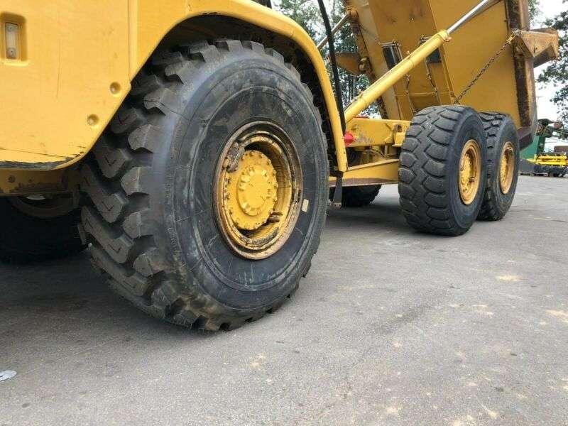 Caterpillar Dumper 725 ** BJ2009* 12440H** Top Zustand! - 2009 - image 16