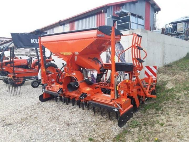 Kubota ph2301 + sd2301 - 2019
