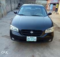 A sharp very clean 2002 Nissan Maxima for sales