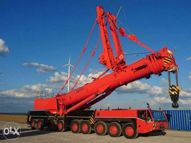Terex AC 700 - To be Imported Lekki - image 7
