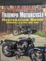 Triumph Motorcycle Restoration Guide
