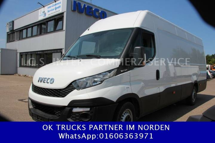 Iveco Daily 35S15V MAXI KLIMA AHK TOP RATE 291- € - 2016