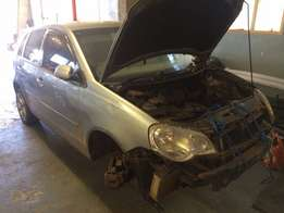 polo 1.9 tdi striping for spares