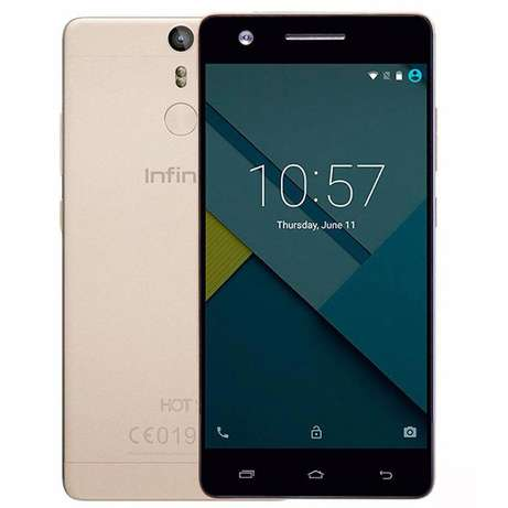 Infinix Hot S X521 Brand new sealed Warranted with free tempered glass Nairobi CBD - image 1