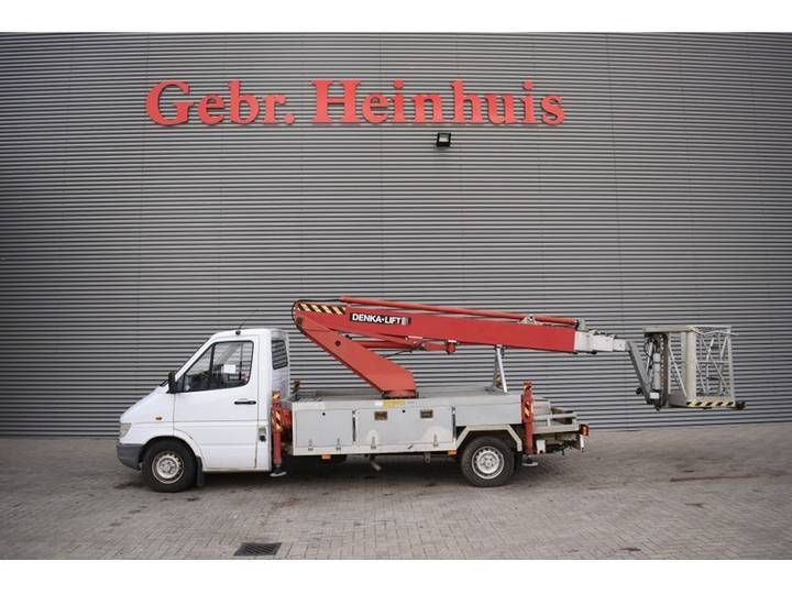 Mercedes-Benz Sprinter 310 D Denkalift 18 meter! - 1999