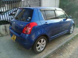 Suzuki swift 2009 model KCK number. Loaded with alloy rims , navigat
